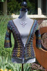 Lacy Cardigan Pattern