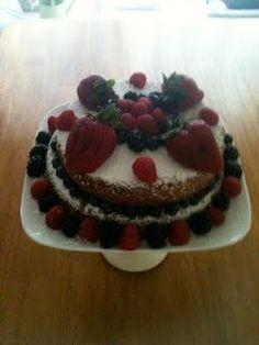 Honey Birthday Cake Recipe