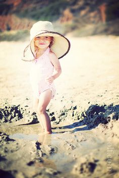 Photography idea.. Little ladies w/ big floppy hats = super cute :)  We can do something like this but it would have to be on a different day than the others.  Just something to keep in mind.  :)