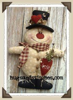 9046 - Love Snowman