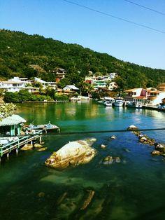 Barra da Lagoa - Florianópolis, Santa Catarina - (by allysonladd)