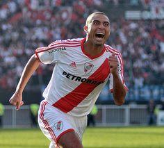 David Trezeguet, River Plate, Argentina.