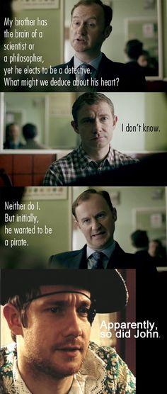 Pirate Watson