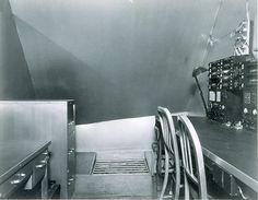 USS Macon Interior: Radio.