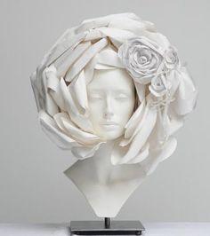 Paper sculpture #Art pls visit us > www.facebook.com/skalapeter7 ♡