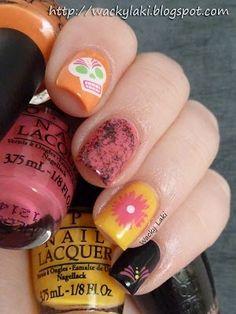 I love nail art !