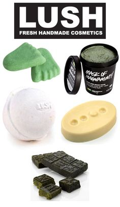 Pampering Products For Mommies From LUSH! Enter here...