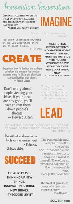 Innovation Inspiration! http://pop-solutions.tumblr.com