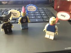 Lego Conversational Skills - Creative School Counseling, Written by Allie Daniels