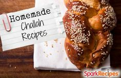 Creative Challah Recipes for Hanukkah | via @SparkPeople #holiday #food