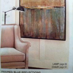 Giclee print, $299 Ballarddesigns.com