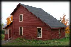 salt box, saltbox houses