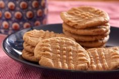 Easy Peanut Butter Cookies made with Cake mix. bake at 350 instead of 375 for 10 minutes - Soft Cookie Recipe - Parenting.com