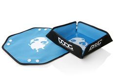 foldable dog bowl from DOOG (Dog Owners Outdoor Gear)