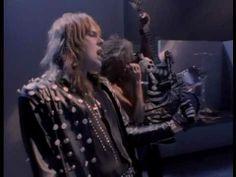 Dokken - Burning Like A Flame (music video) HQ