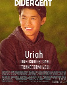 can see him as UriahUriah Divergent