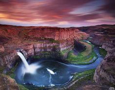 #waterfalls