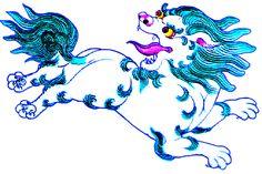 Tibetan Snow Lion | kriya kalash: Tibetan Snow Lion