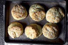 overtall buttermilk biscuits by smitten, via Flickr