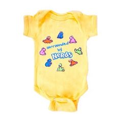 If only they had this in my niece's size... Her eyerolls say this almost as well as the onesie does!