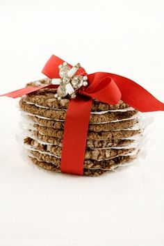 It's no secret why these freshly baked Top Secret Chocolate Cookies make a great gift!