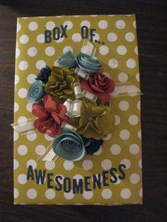 The Amazing Box of Awesomeness