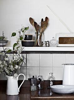 Kitchen detailing