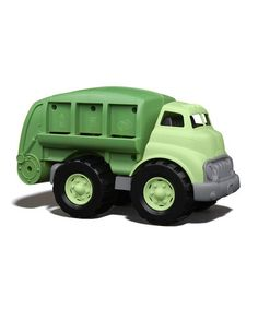 Loving this Recycled Recycling Truck on #zulily! #zulilyfinds