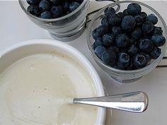 Raw Vegan Vanilla Cashew Cream
