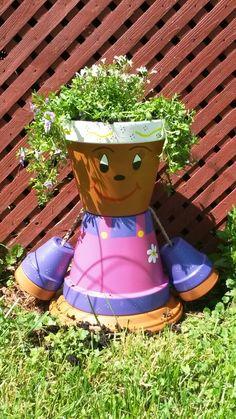 Fiona the flower pot