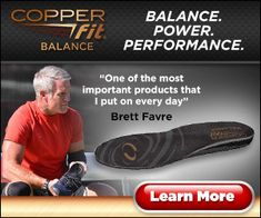 """Is Copper Fit Balan"