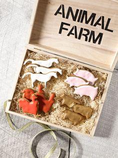 DIY: cookie gift packaging & cute party favor!