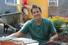 Yard Crashers is crashing DIY Network Blog Cabin 2014 this week and we're hosting a live Q&A with Chris Grundy and Yard Crasher's new host Chris Lambton to talk all things landscaping.