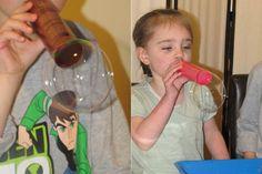 lotsa bubble blowers