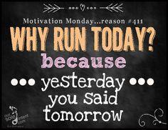 monday motivation, run inspiration, run