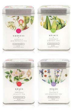 Tea # Packaging