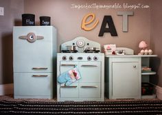 diy kid kitchen | ... this DIY play tent at the DIY Mommy . Operation hibernation commence