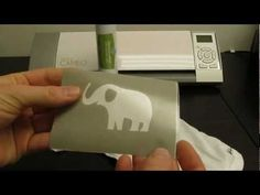 Stencil Vinyl product video #Silhouette