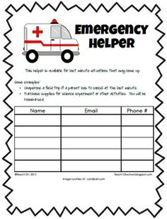 FREE Are you feeling overwhelmed? Too much to do and not enough time to do it? Let your parents help you. This packet gives you ideas for parent helpers.