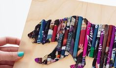 30 Genius Things to Make With Your OldMagazines | StyleCaster magazin