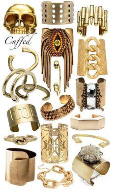 cuffs!