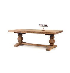 Swinderby Trestle Dining Table