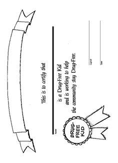 RRW certificate