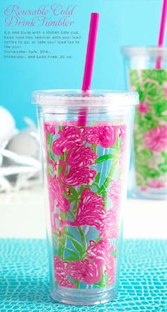 Cold Drink Tumblers