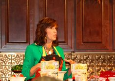 Let's Cook Healthy with Celebrating Home's Kim Lipe