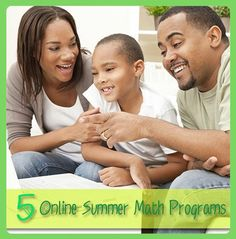 Keep your child's #math skills sharp this summer! Our #LearningToolkit blog has 5 sites your child will enjoy. Click for more. #STEM
