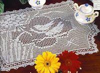 crochet em revista: Passarinhos da ribeira