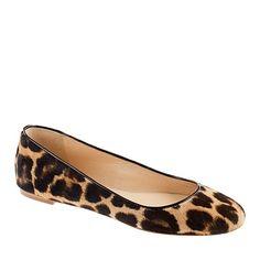 j crew leopard