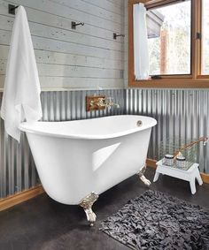 Photo: Benjamin Benschneider/Otto | thisoldhouse.com | from 20 Budget-Friendly Bath Ideas