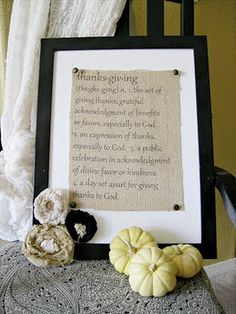 Tutorial for printing on burlap with printer!